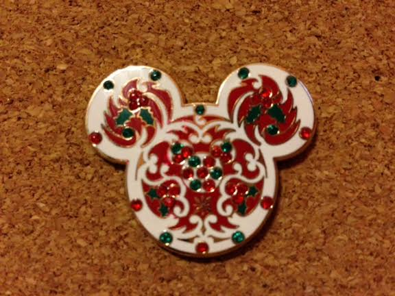 Mickey Icon Christmas