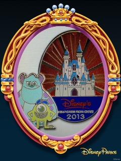 Disney Visa Pin