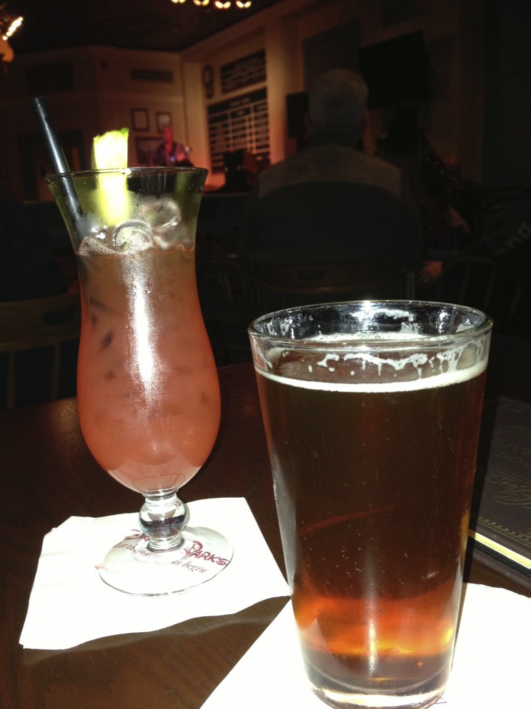 River Roost Drinks