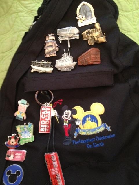 Popular Disney Pins 1