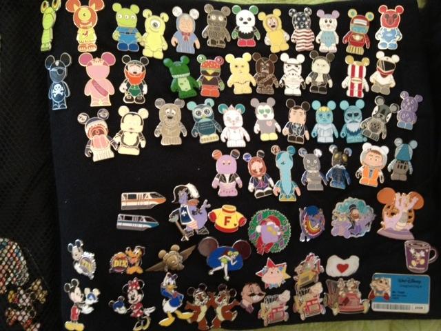 Popular Disney Pins 3
