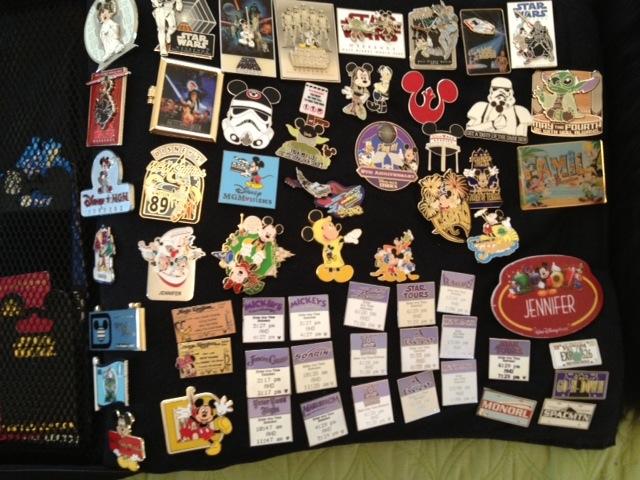 Popular Disney Pins 4
