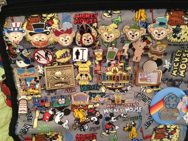 Popular Disney Pins 5
