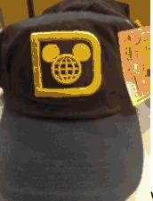 WDW Retro Hat