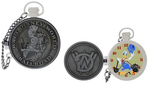 Disney Pocketwatch Pin