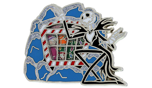 October Window Magic Pin