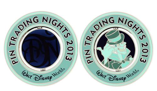 Pin Trading Nights 2013