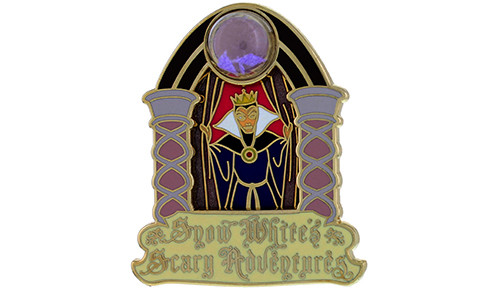 Snow White PODH Pin