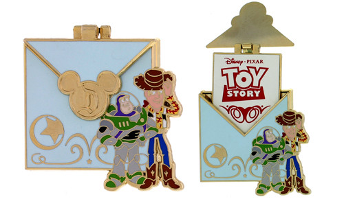 Toy Story Pin