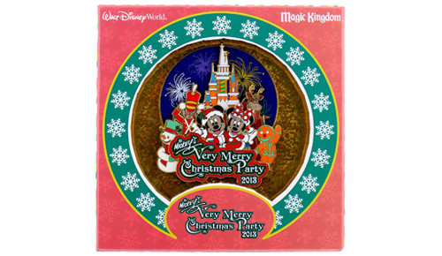 2013 Mickey Merry Pin