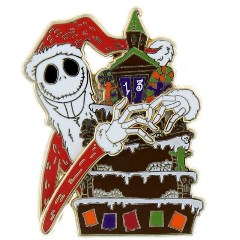 2013 Nightmare Haunted Mansion Pin