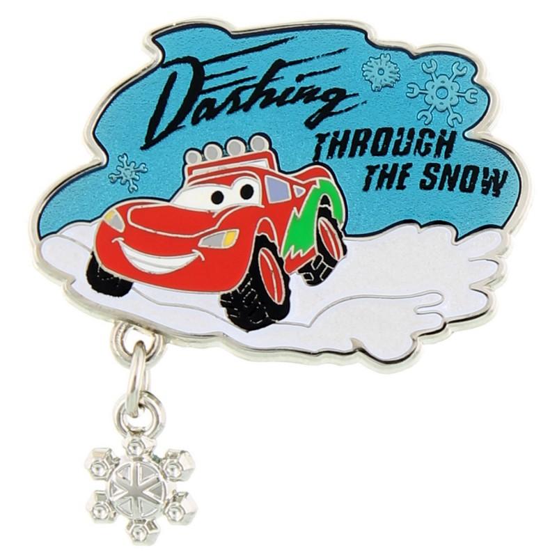 Cars Snow Pin