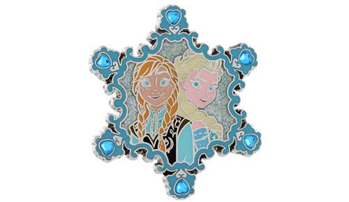 Disney Frozen Princess Pin