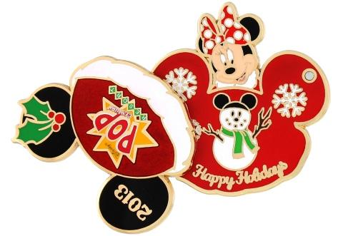 Disney Holiday Pop Century Pin