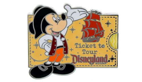Disneyland November passholder pin