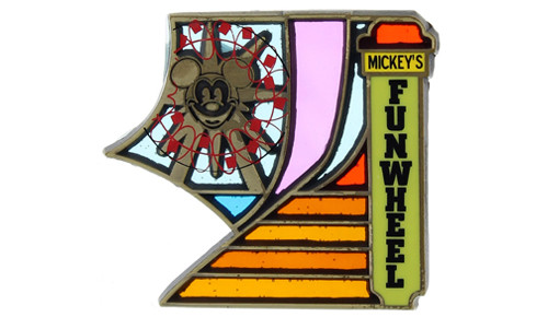 Disneyland Passholder Puzzle Pin