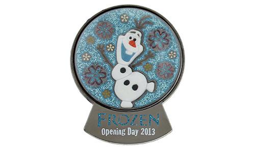 Frozen Olaf Pin