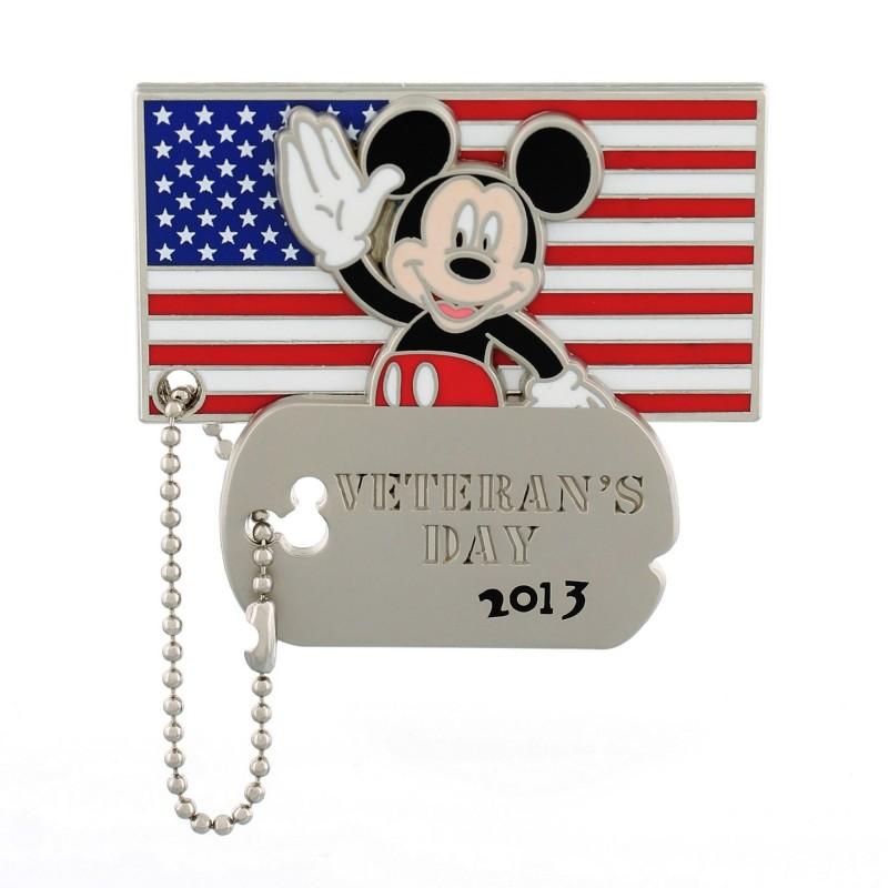 Mickey Veterans Day 2013