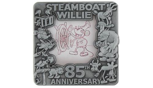 Steamboat Willie 85th Anniversary