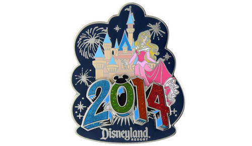 2014 Aurora with castle pin