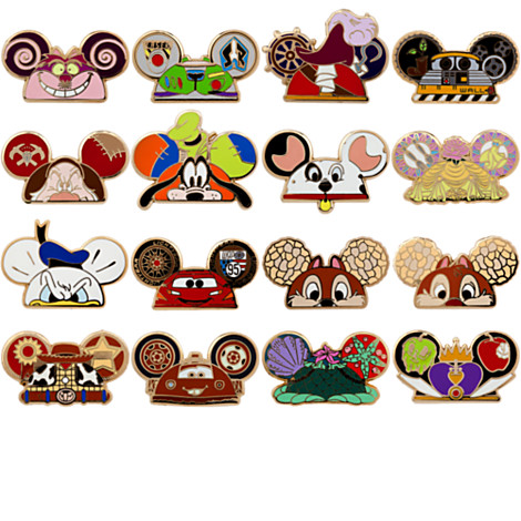 Mystery Ear Hat Pin Pack series 1