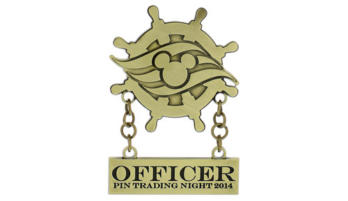 DCL Officer Pin