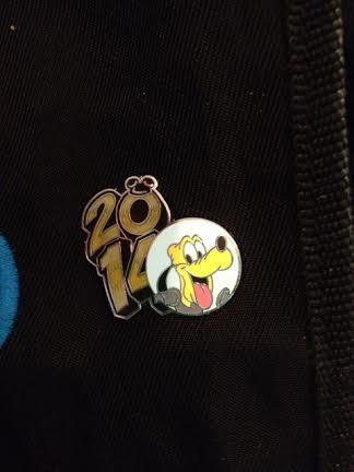 Disney 2014 Pin 3