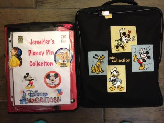 Disney Pin Collection