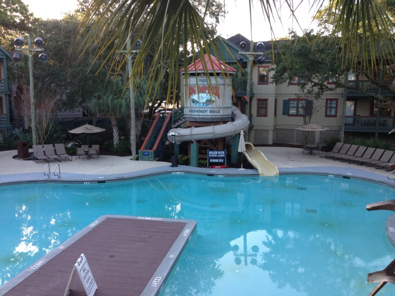 Disney Hilton Head Pool