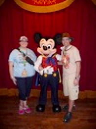 Mickey Mouse Meet Greet