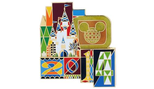 Walt Disney World 2014 Jumbo Pin