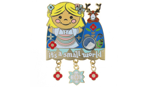 its a small world 2014 pin