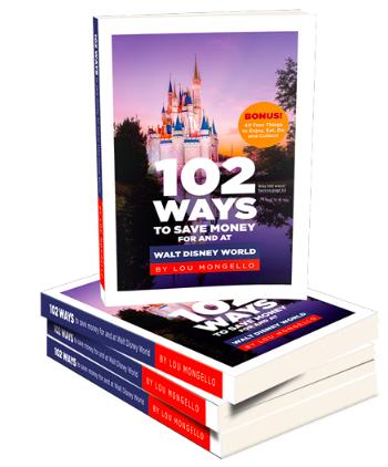 102 Ways to save at Disney