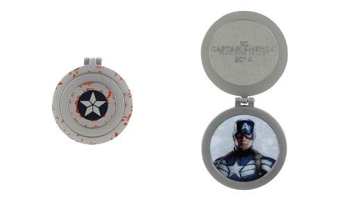 Captain America Disney Pin 2014