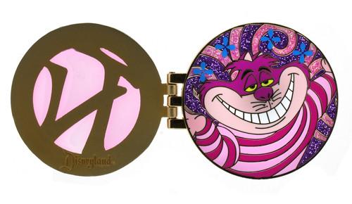 Cheshire Disneyland Pin