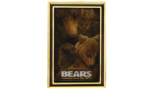 Disney Bears Pin 2014