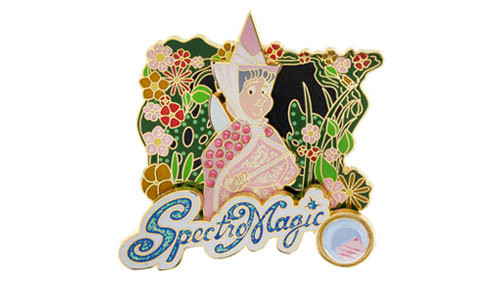SpectroMagic Flora Pin 2014