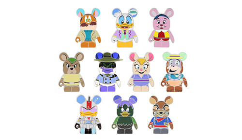 Disney Afternoon 2 Pin Series
