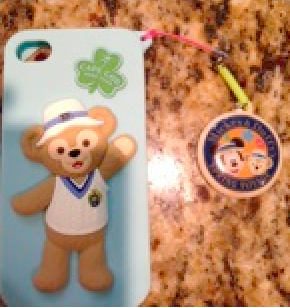 Disney Duffy iPhone Case