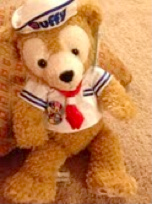 Duffy Disney Bear
