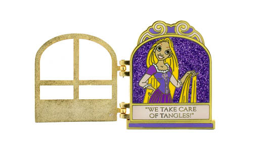 Tangled Funny Business Pin