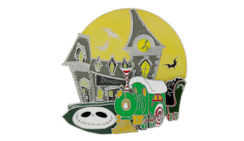 Disney Nightmare Annual Passholder Pin