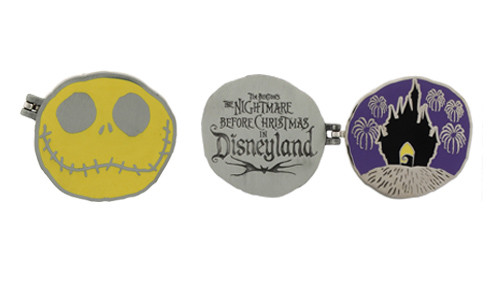 Disney Nightmare Hinged Pin 2014