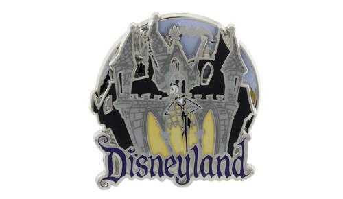 Disneyland Nightmare Christmas Pin 2014