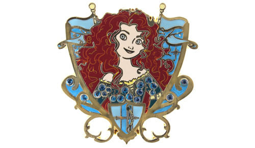 Merida Jeweled Pin