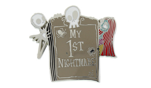 My 1st Nightmare Disney Pin