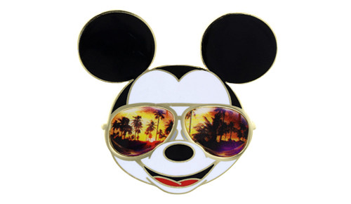 Sunglasses Mickey Pin