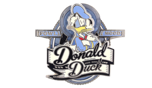 Vintage Donald Duck Pin