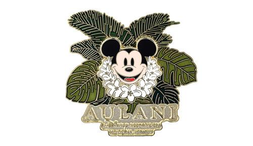 Aulani Mickey Mouse Pin