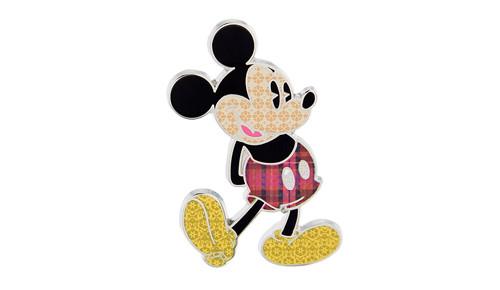 Boho Mickey Pin